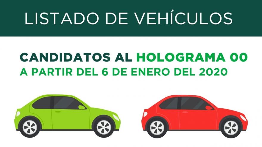 Verificacion autos hibridos puebla