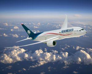 Nuevas rutas AeroMexico