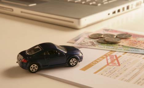 Crédito automotriz en México
