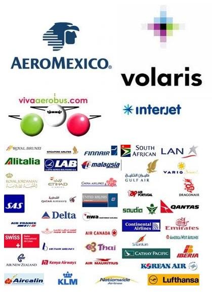 aerolineas mexico