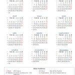 calendario 2011 mexico