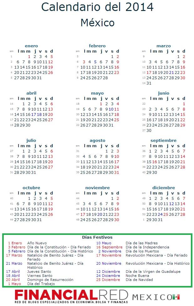 calendario-2014-mexico