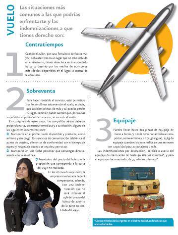 derechos viajeros aerolíneas