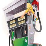 Nueva alza a la gasolina