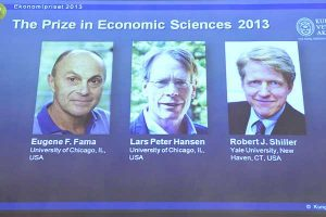 premio nobel de economia 2013