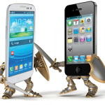 Apple vs Samsung: Guerra de Patentes