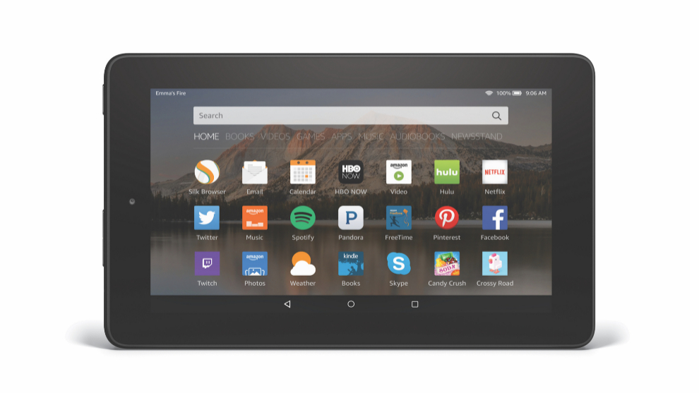 tablet fire hd amazon
