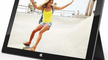 tablet surface microsoft