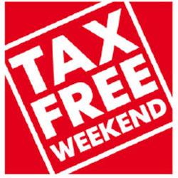 """Como aprovechar el """"Fin de semana libre de impuestos"""""""