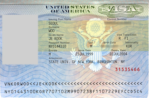 requisitos visa estados unidos